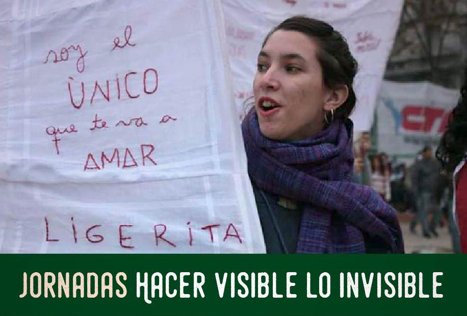 Jornada: Hacer visible lo invisible