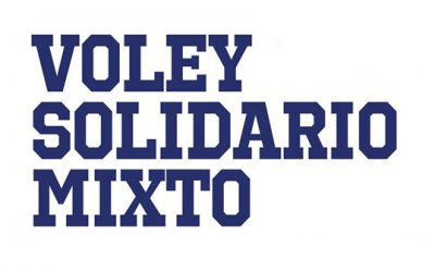 Voley solidario Mixto