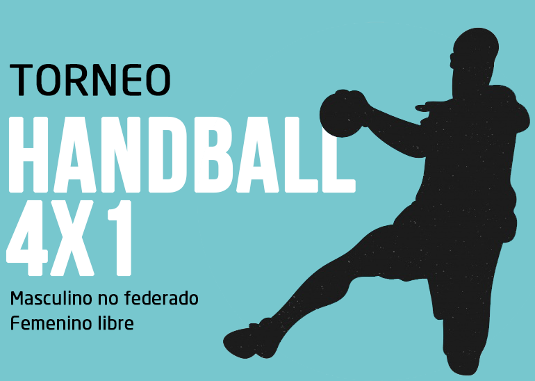 Torneo Handball 4×1