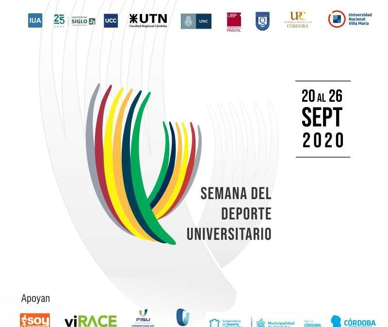 Semana del Deporte Universitario de Córdoba